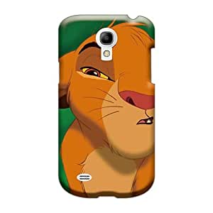JohnPrimeauMaurice Samsung Galaxy S4 Mini Shockproof Hard Phone Case Unique Design Colorful The Lion King Skin [iTV20161RYUs]
