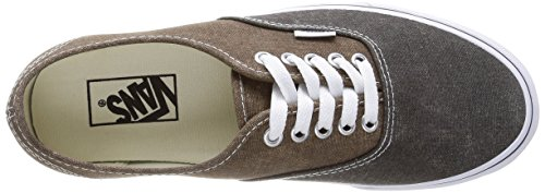 Washed Vans 2 Brown Tone Grey Authentic wwqCrE5