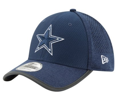 Dallas Cowboys On-Field Training 39THIRTY Flex Fit Hat / Cap Small / Medium