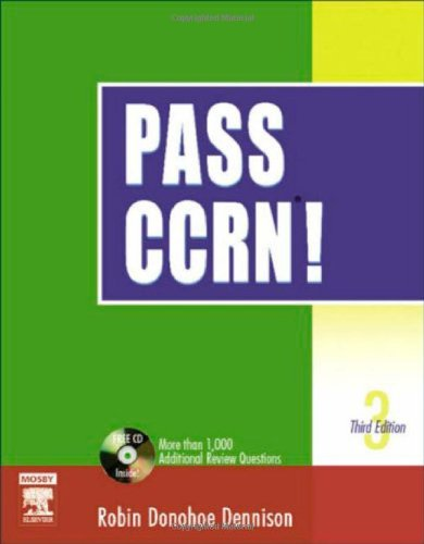 Pass CCRN, 3rd Edition