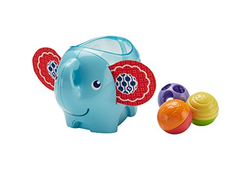Fisher-Price Roly-Poly Elephant, One size (Newborn Fisher Ball Price)