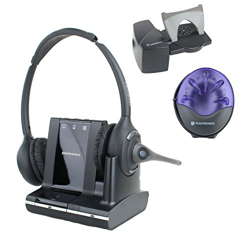 Online Indicator Light (Plantronics Savi W720 Wireless Office Headset With Lifter and Online Indicator (Certified Refurbished))