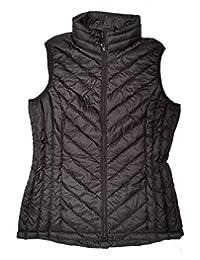 32 Degrees Heat - Women's Ultralight Packable Down Vest with Stuff Bag