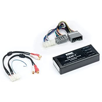 Amazon pac c2r chy4 radio replacement interface for chrysler pac aoem chr3 system interface kit to add or replace an amplifier in select 2007 up chrysler dodge and jeep vehicles with an infinity system sciox Image collections