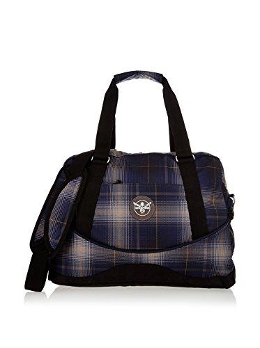 Chiemsee Sport Ladies Handbag Henkeltasche 44 cm plaid peacoat
