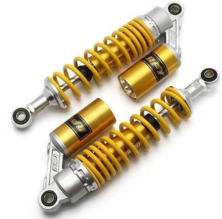 Universal 12 5 320mm Motorrad Luftstoßdämpfer Hinten Stoßdämpfer Suspension Für Motorroller Atv Quad Dirt Sport Bikes Auto