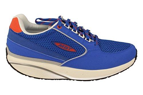 Sneaker Uomo com M Vari Orange 1996 MBT Blue Colori Arancione Blu T qwFpAxE