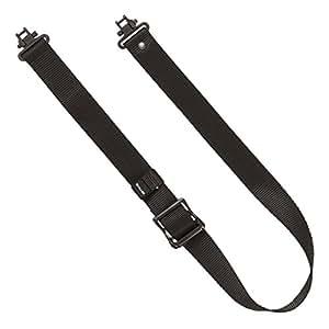 Allen Slide & Lock Black Web Gun Sling w/ Swivels