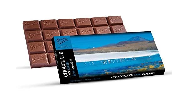 Amazon.com : PARA TI Milk chocolate. 3pack. 5.25oz : Grocery & Gourmet Food