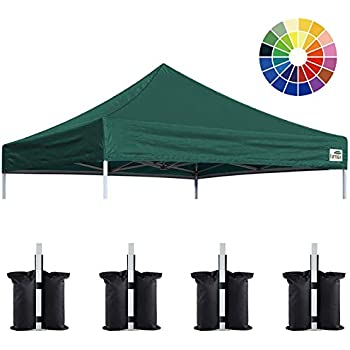 Amazon Com Abccanopy Pop Up Canopy Replacement Top Cover