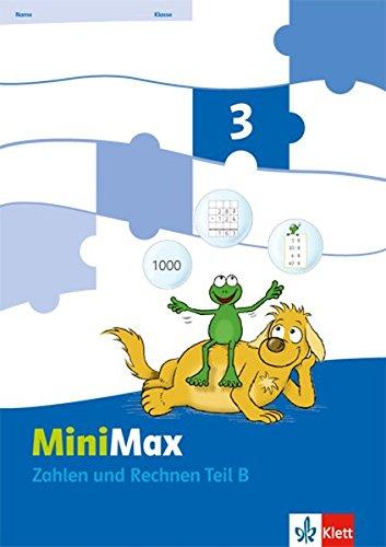 MiniMax / Themenheft Zahlen und Rechnen.3. Schuljahr Verbrauchsmaterial: 2 Hefte