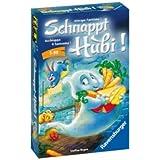 Ravensburger RAV23352 - Brettspiele, Schnappt Hubi Mitbringspiel