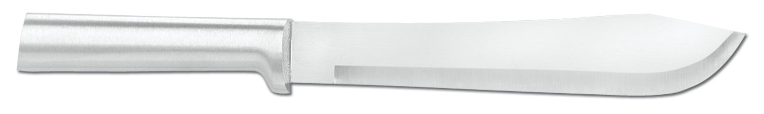 Rada Cutlery Old Fashioned Butcher Knife – Stainless Steel Blade With Aluminum Handle, 12-1/8 Inches