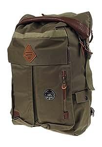 2016 Billabong Flux Surfplus 25L Backpack in Miltary W5BP08