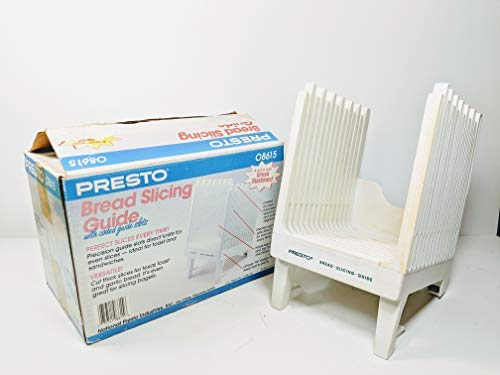 Presto Bread Slicing Guide by Presto (Image #1)
