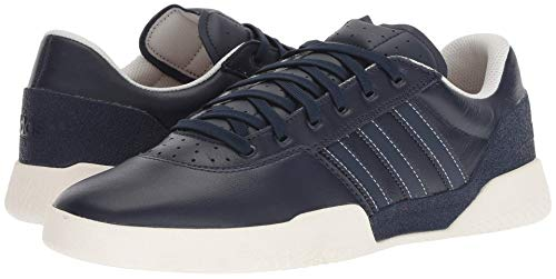 - adidas City Cup Skate Shoe (10.5 D(M) US, Navy/White/White)