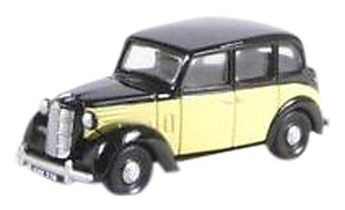 1/76 オースチン FL1 プライベートハイヤーカー ブラック/クリーム EM76831