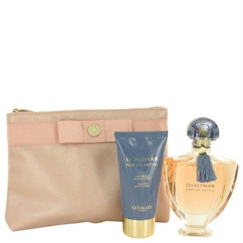 Shalimar Parfum Initial Gift Set Shalimar Parfum Initial By Guerlain