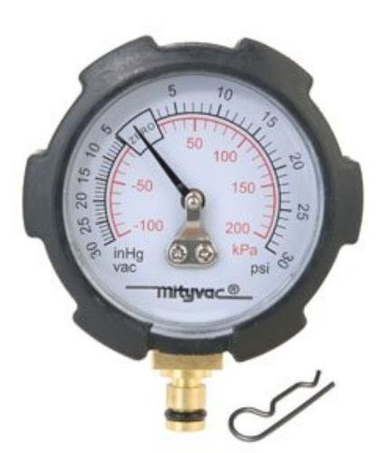 Mityvac Compound Gauge (MTY-MVA6176) TRTAZ11A