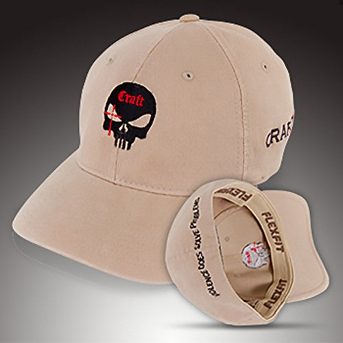 L/XL Chris Kyle Tan Official Khaki Cap Hat Craft International Large/Extra Large LXL American Sniper Navy - International Hat