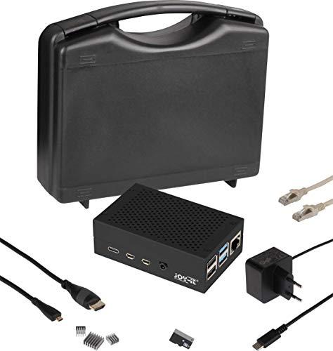 Joy-it Advanced Set incl. power supply, incl. Kühlkörper, incl. HDMI-Kabel, incl. Noobs OS