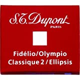 S.T. Dupont Olympio/Fidelio Blue/Black Ink Cartridge Refill