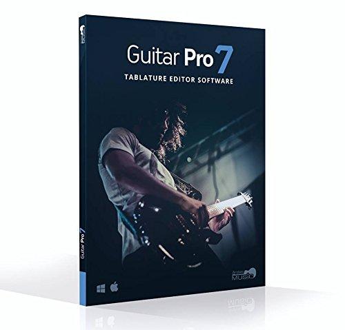 Price comparison product image Guitar Pro 7