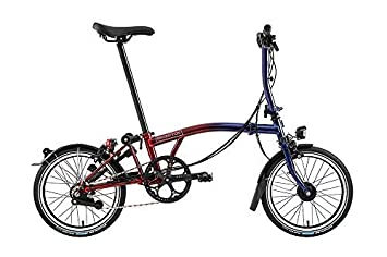 Brompton New S2L 2019 Nine Streets Limited Edition