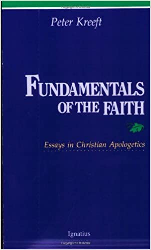 fundamentals of the faith essays in christian apologetics peter  fundamentals of the faith essays in christian apologetics peter kreeft 9780898702026 com books