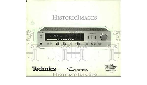 Amazon.com: Vintage Photos 1982 Press Photo Technics Teacs V-1RX Stereo Cassette Deck - mjb79179: Photographs