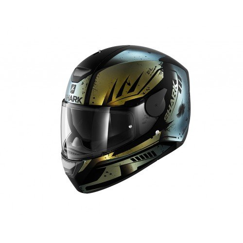 Glitter Motorcycle Helmet - 8