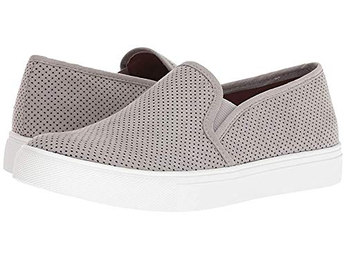 Steve Madden Women's Zarayy Slip-on Sneaker Light Grey 9 M US