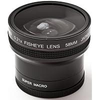 AGFA 0.21X Super Macro Fisheye Lens 58/52mm APFE2158