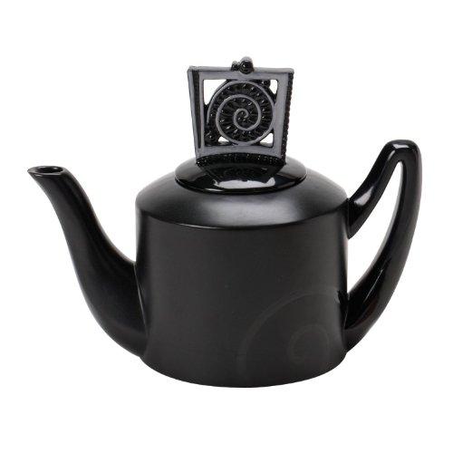 Artist Gallery, Teapot in Spiral