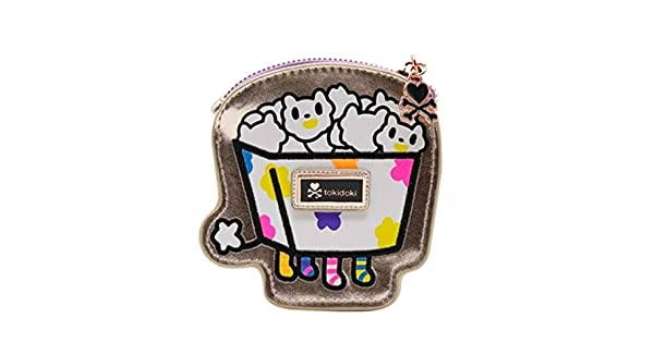 Amazon.com: Tokidoki Camo Kawaii Kitty - Monedero: Clothing