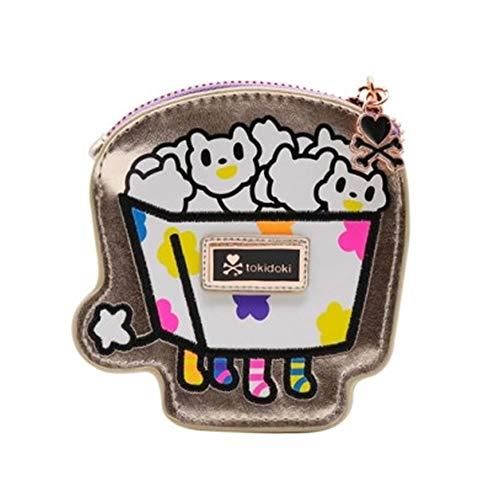 Amazon.com: Tokidoki Camo Kawaii Kitty - Monedero: Clothing