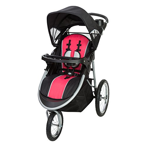 - Baby Trend Pathway 35 Jogger Stroller, Optic Pink
