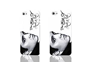 Elvis Presley 3D Rough Case Skin, fashion design image custom , durable hard 3D case cover for iPhone 5 5S , Case New Design By Codystore