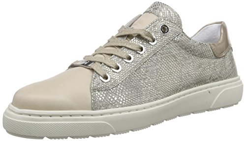 ara Womens L.Low Shoes Nature/Chiara/Platin Size 38.5 M EU / 5.5 F(M) UK / 8 B(M) US