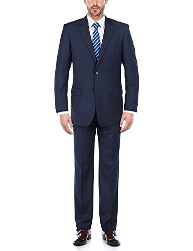 100% Wool Mens Suits - 8