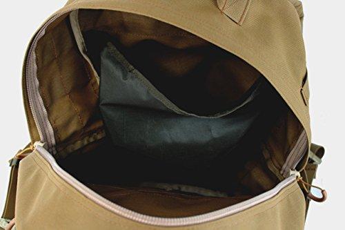Standard Schwarz Zentauron Coyote Einsatzrucksack farbe HPSvvwx