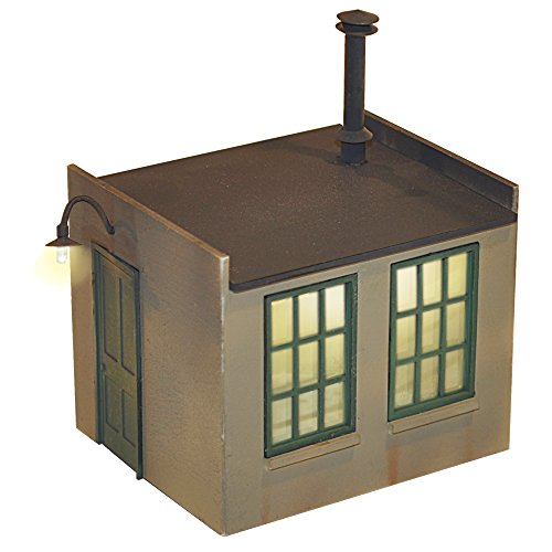 Lionel Illuminated Work House (Lionel Trains Buildings compare prices)