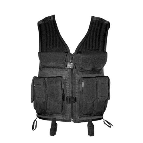 BLACKHAWK! Omega Elite Tactical Vest Number 1 - Black ()