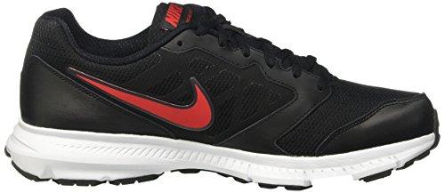 Nike Downshifter 6 - Zapatillas de entrenamiento Hombre Negro (Negro (Black/Unvrsty Red-Anthrct-Wht))