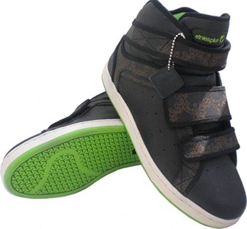 Etnies Plus Schuhe Rocksteady Hi Plus Black/Tan US 9 / EU 42