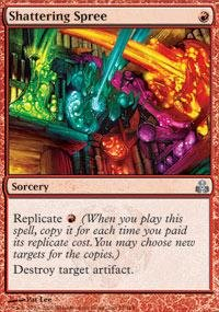 Magic: the Gathering - Shattering Spree - Guildpact