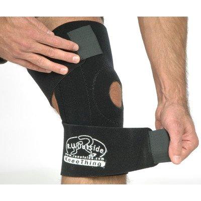 R.U.Outside Kneething - Knee Support, Large/220-Pound, Black