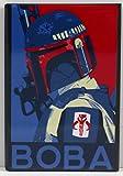 Boba Fett Refrigerator Magnet. Star Wars