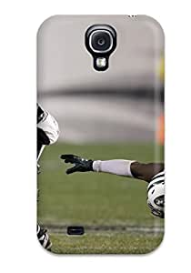 Awesome Case Cover/galaxy S4 Defender Case Cover(philadelphia Eagles ) by lolosakes