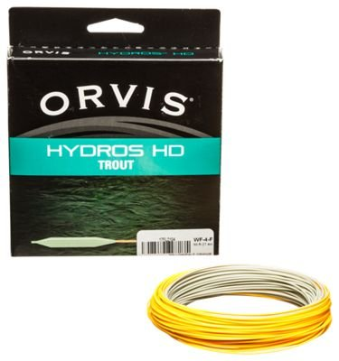 Orvis 17FL 2104 Hydros HD Trout Fly Line - 4